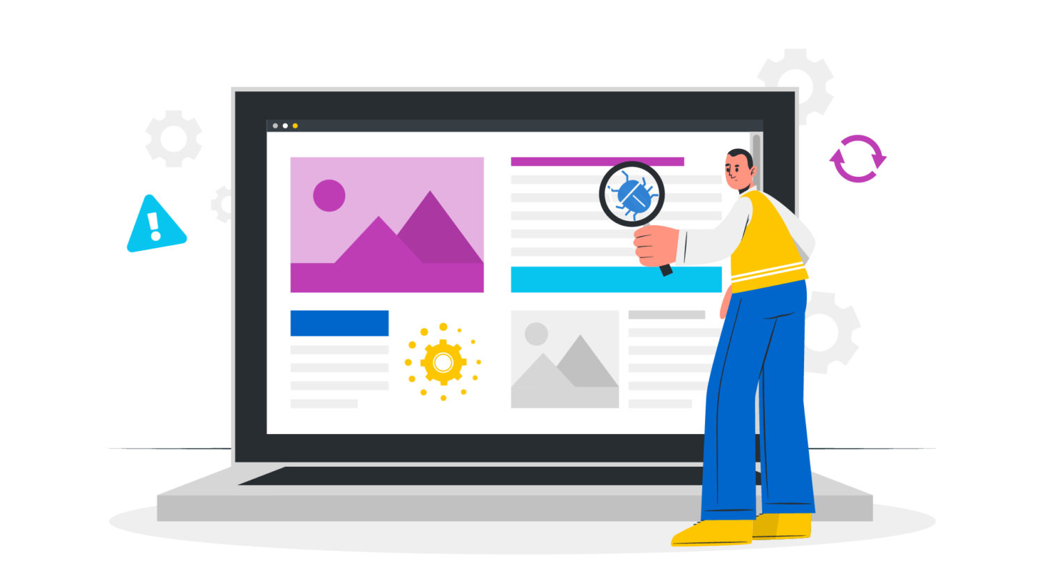 9 reasons your website isnt improving